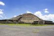 Teotihuacan, Mexico City, Ancient Mesoamerican Pyramids