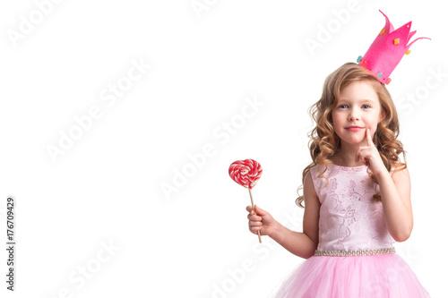 Little candy princess Poster