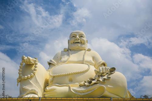 Fridge magnet Statue of the Deity in Asia