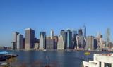 View of New York city, USA - 176720857