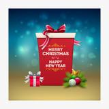 Christmas Gift Boxes - 176723035