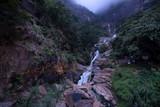 Ravana falls in Sri Lanka - 176726669