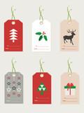 Christmas Gift Tags - 176730870