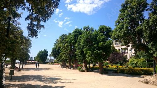 Barcelone - Plaça de l'Armada