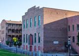 Historic Brick Buildings - 176742482