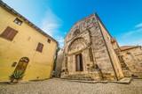 Collegiata di San Quirico on a sunny day - 176744208