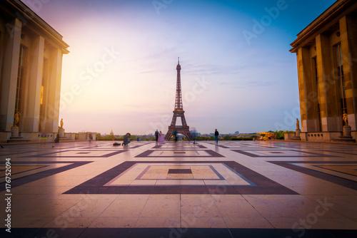 Aluminium Eiffeltoren Paris Tour Eiffel Eiffelturm Eiffeltower