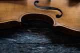 Part of the violin - 176754467