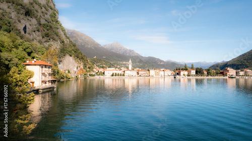Porlezza am Luganersee, Italien, Provinz Como, Lombardei