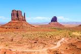 amazing monument valley wilderness landscape - 176769006