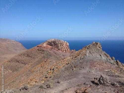 Fotobehang Canarische Eilanden Punta de la Entallada, Fuerteventura