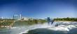The Niagara Falls in the USA.