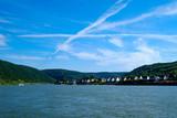 Der Rhein bei St. Goarshausen - 176823640