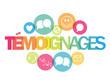 Icône TEMOIGNAGES