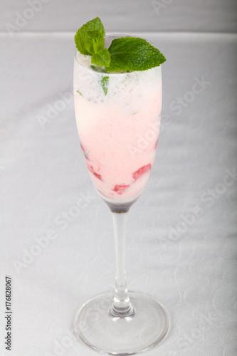Aluminium Milkshake Milk cocktail