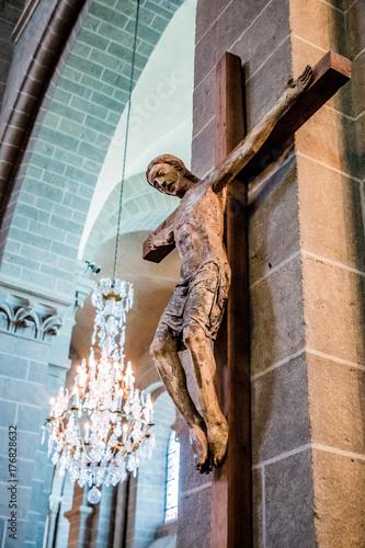 La Cathédrale Notre-Dame-du-Puy Poster