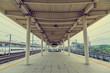 Quadro Old railway station