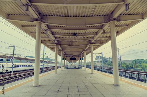 Aluminium Shanghai Old railway station