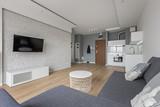 Studio flat with tv room - 176833812