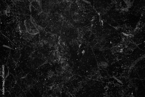 background of dark and grungy texture of concrete - 176834451