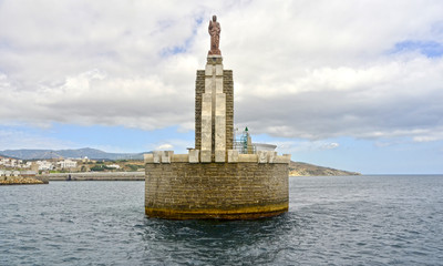 Puerto de Tarifa. Andalucía. España.