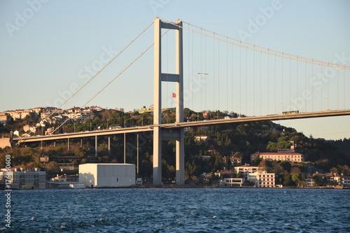Bosphorus Bridge Poster