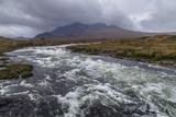 Cuillin Hills -  Isle of Skye - Scotland poster