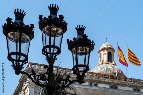 Aluminium Barcelona Barcellona, fregi storici