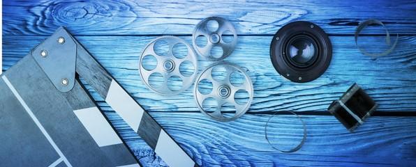 Film production.