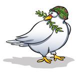 peace dove 02 - 176917880