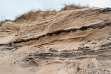 Layers of Sand dune - 176918806