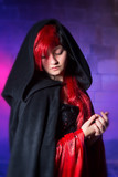 Gothic beauty - 176944456