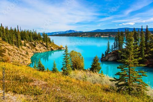 Most beautiful lake in the Rockies