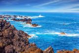 Magic stones  at coast - 176950674