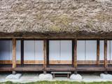 Japan House architecture details Door Window Wooden frame Japan Living - 176950816