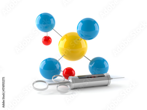 Chemistry concept