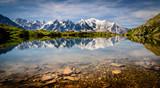 Fototapety La Blanc, Chamonix-Mont Blanc