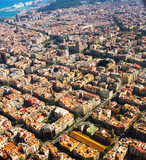 Residential area of Barcelona in Spain - 176968899