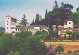 General view to  Palace of Generalife - 176969079