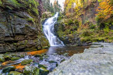 Wodospad Kamieńczyka Szklarska Poręba