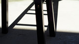 shade and shadow of chair - 176974048