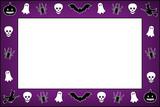 Marco de Halloween - 176976614