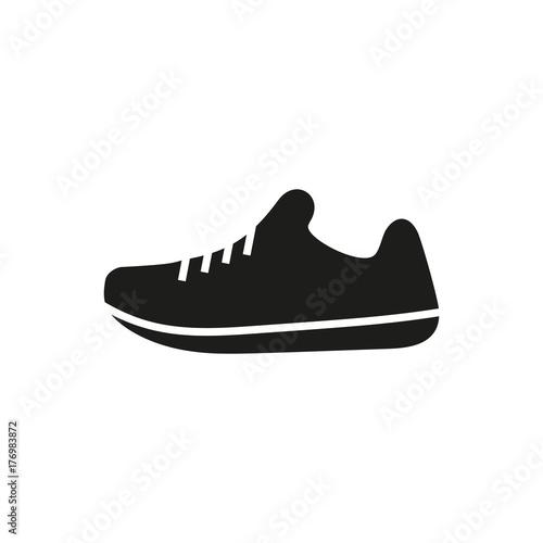 Sport footwear icon