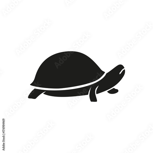 Turtle simple icon