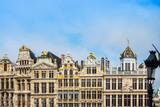 Royal Palace of Brussels - landmark of Brussels, Belgium - 176993490