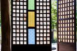 Philippine traditional window pane - 176994816