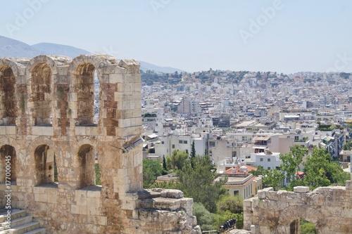 Fridge magnet Akropolis Athen Greece