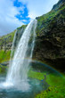 Waterfall, Iceland, tourism - 177013805