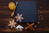 gingerbreads recipe - 177027281