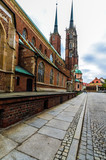 Cathedral of St. John the Baptist in Wroclaw (Poland) - 177030253